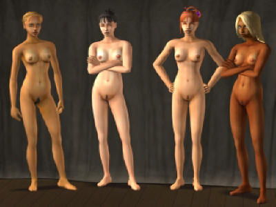 Sims 2 Downloads - naked - The Sims Resource