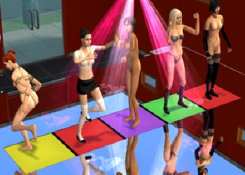 Sims 2 adult objects